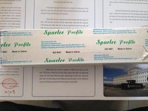 Cửa nhựa lõi thép Sparlee khẳng định chất lượng
